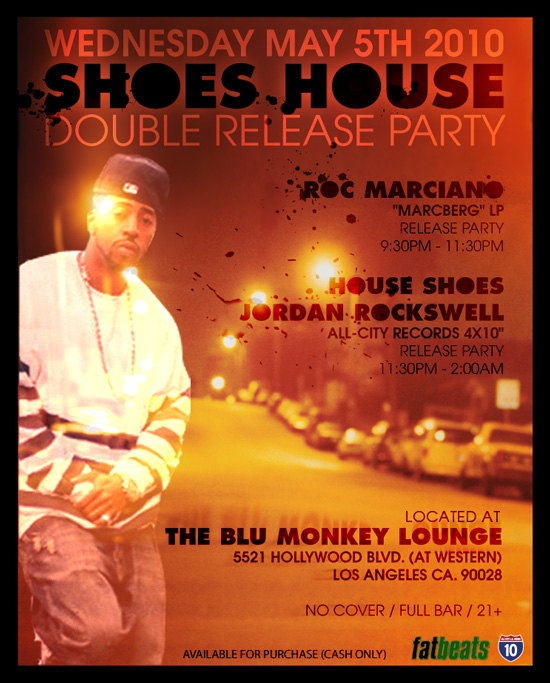 DJ HOUSE SHOES